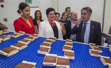 La empresa de repostería artesana Joselín inaugura nuevas instalaciones en una finca de Selaya