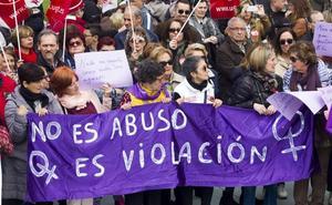Este viernes, cacerolada en Santander para protestar contra la libertad de 'La Manada'