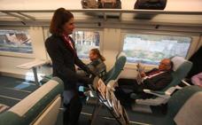 Renfe bate su récord histórico en el trayecto Santander-Madrid, con un aumento del 8,2%