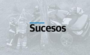 Un barco rescata a tres socorristas en Suances y la empresa de salvamento dice que fue «una trampa»