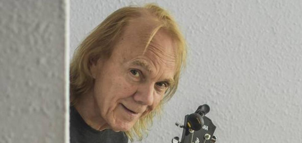 «Mi música ha florecido, aunque me haya costado cuatro décadas»