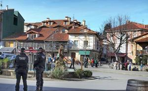 Una sentencia ordena adjudicar una plaza de policía local en Cabezón a un opositor excluido
