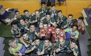 El Sinfín garantiza su participación en la Liga Asobal