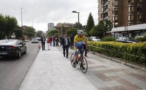 En tres semanas se podrá ir a pedales de Torrelavega a Reocín