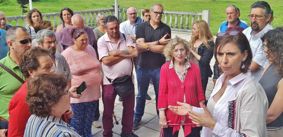 Los Corrales habilitará lanzaderas para evitar el aislamiento del barrio Penías