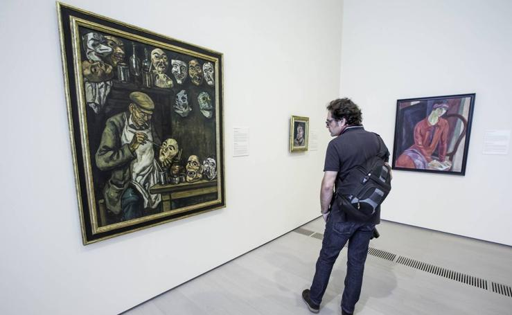 El arte del retrato y nuevos paisajes