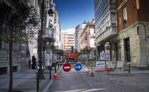 Reabre al tráfico el cruce entre las calles Martillo y Hernán Cortés