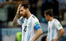 Messi y Argentina, una historia de amor y desamor