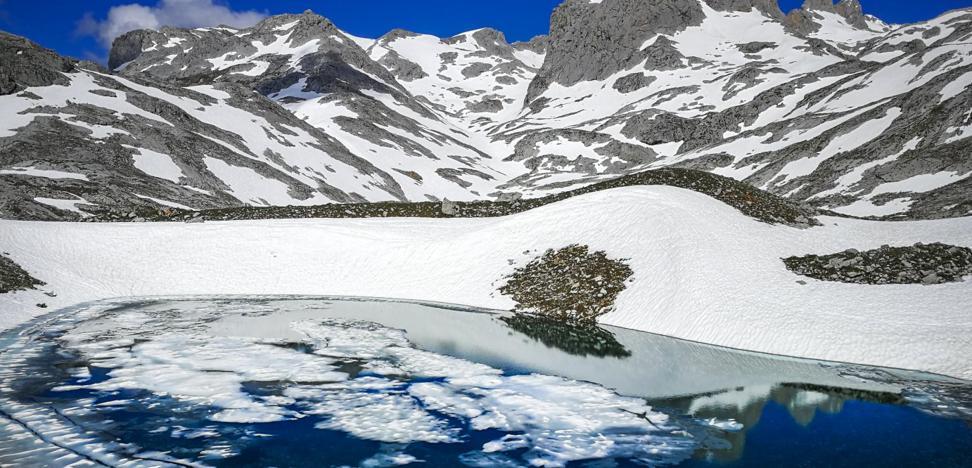 Ir al monte en Cantabria este año exige mayor precaución