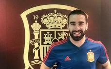 Carvajal: «Hace dos semanas estaba llorando en mi casa porque me perdía el Mundial»