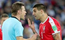 La polémica del Suiza-Serbia no cesa