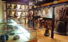 El Museo de la Campana de Meruelo enseña los detalles de la fabricación artesanal
