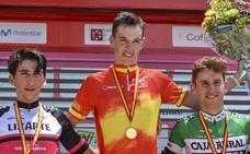 Sergio Vega, campeón de España élite
