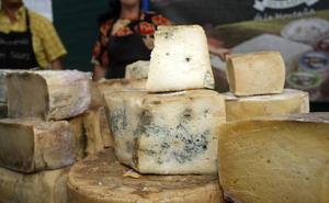 Concursos de quesos, sobaos y quesadas con leche de vaca