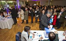 Sólo el 10,7% de los militantes del PP de Cantabria se inscribe para elegir presidente