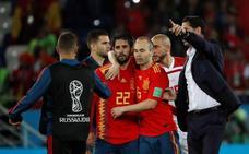 ¿Qué pasó cuando España fue primera de grupo?