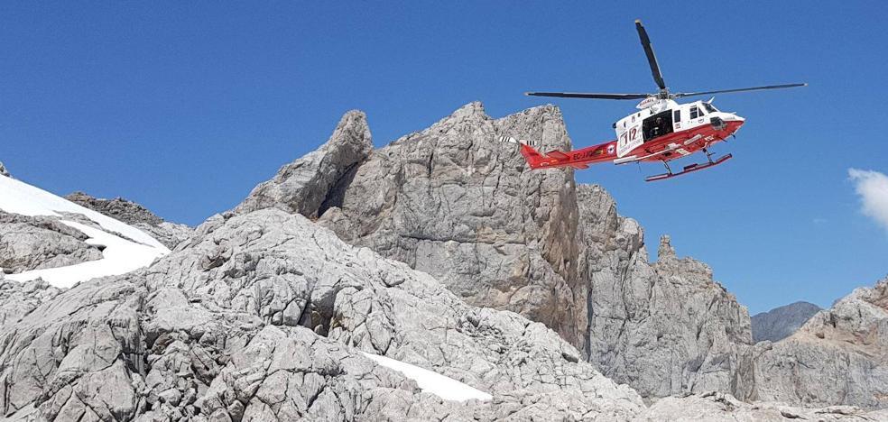 Las vecinas de Cuenca heridas en Picos de Europa evolucionan favorablemente