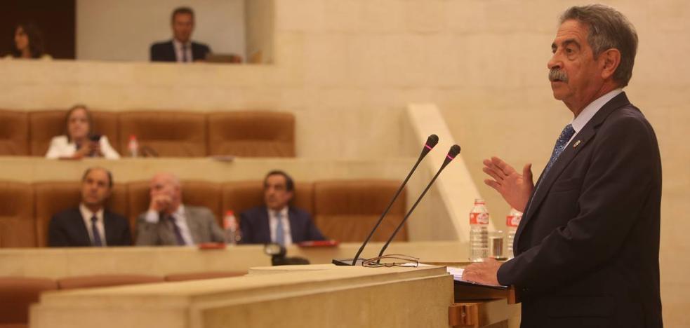 Revilla recupera la Oficina Anticorrupción en medio de la polémica del pacto con Higuera para que no entre en la cárcel
