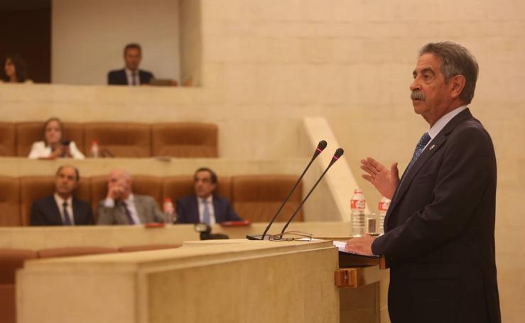 El debate de orientación política sobre el estado de la región