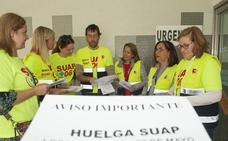 Trabajadores de los SUAP y 061 rechazan la última oferta del Servicio Cántabro de Salud