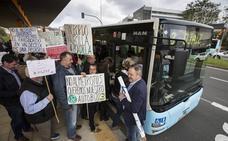 Las protestas contra el MetroTUS serán en viernes