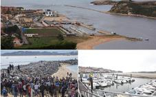 Ecologistas en Acción incluye al puerto de San Vicente entre sus tres 'Banderas Negras' para Cantabria