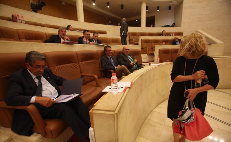 Segunda jornada del Debate sobre el Estado de la Región
