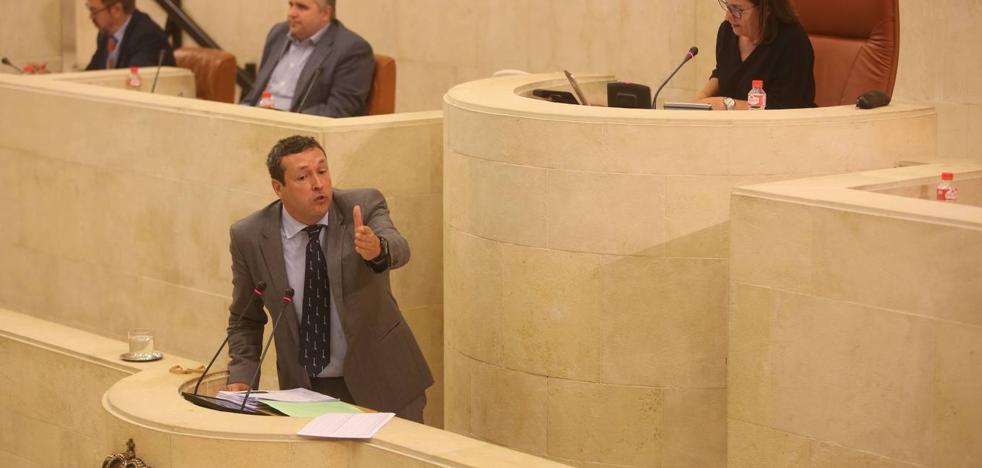 El Parlamento prohibirá negociar con Higuera para eludir que entre en la cárcel