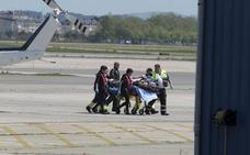 La Federación de Asociaciones de Vecinos pide que se recupere el helipuerto del hospital Valdecilla