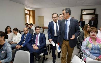 Martín cree que la comarca del Besaya «tira del carro» de la economía regional