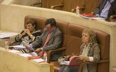 Díaz Tezanos cree que Revilla no debe cesar a Real aunque el Parlamento lo pida