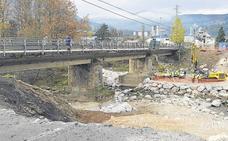 Obras Públicas demolerá el puente del Matadero y levantará una pasarela en Los Corrales