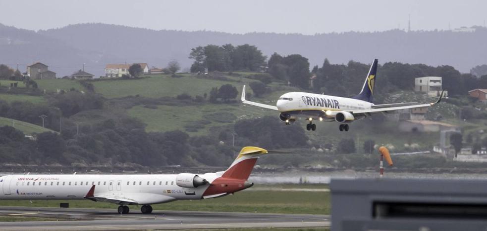 Ryanair cancela el vuelo Marrakech-Santander y «deja tirado» a todo el pasaje