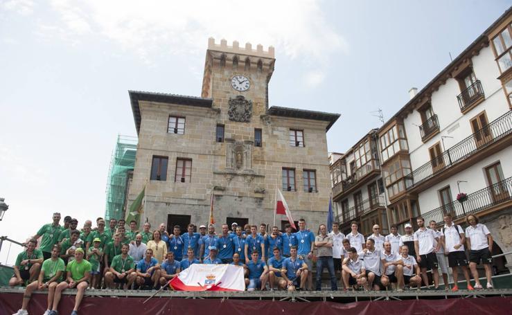 Astillero se proclama campeón regional de traineras