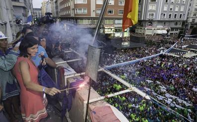 El 'chupinazo' de Santander abrirá, el 20 de julio, diez días de fiestas con un centenar de actividades en la calle