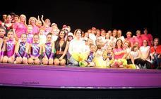 El club de danza Tapiz de Reinosa cumple diez años