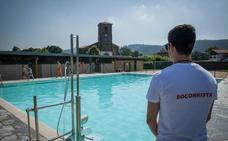 Solórzano y Hazas de Cesto abren la piscina