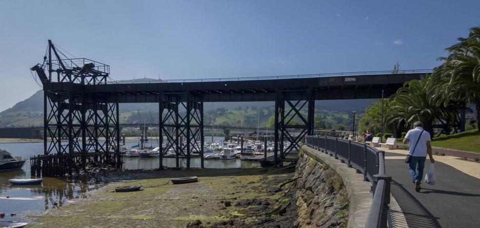 La rehabilitación del Puente de los Ingleses enfrenta al PRC y a la oposición en El Astillero