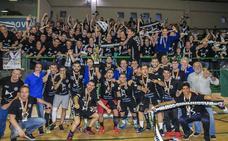 Ander Torriko, primer fichaje del DS AutoGomas Sinfín en su regreso a la liga Asobal