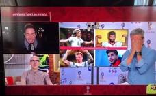 Las polémicas palabras de María Gómez, la presentadora que denunció acoso en el Mundial