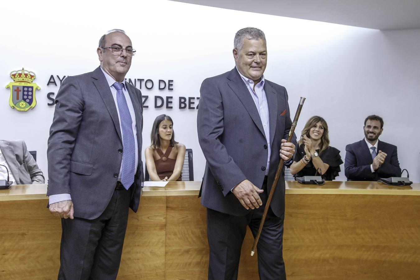 Bezana tiene nuevo alcalde