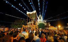 Las fiestas del Carmen tendrán controles de acceso, alta presencia policial y barreras 'antivehículos'