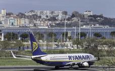 Veintiséis vuelos de Ryanair podrían ser cancelados por la huelga de auxiliares
