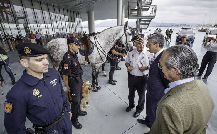 La Policía Nacional, preparada para velar por la seguridad ciudadana en verano