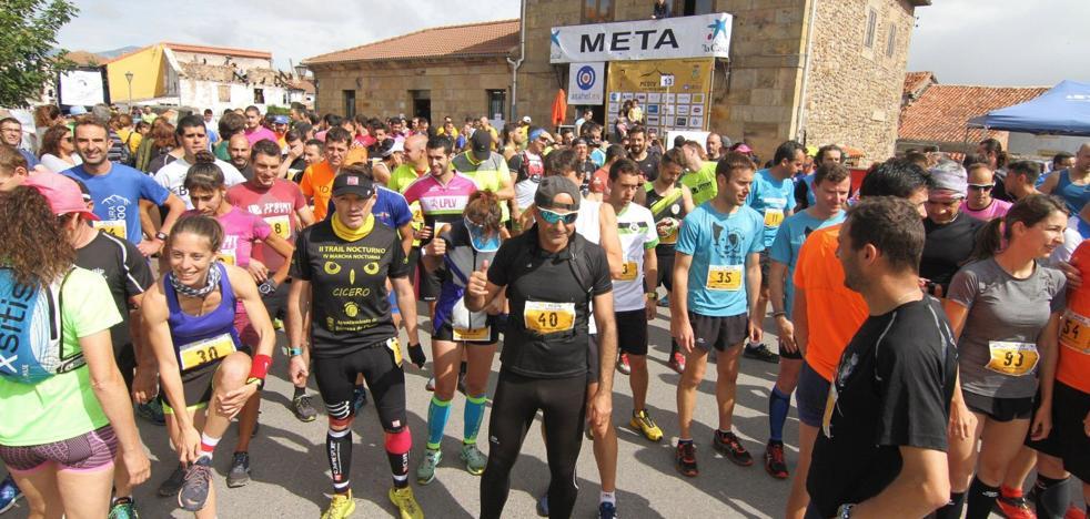 El PicoTV Trail Campoo de Enmedio se disputará mañana en Matamorosa