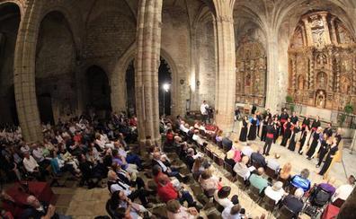 San Vicente volverá a ser el centro nacional de la música coral