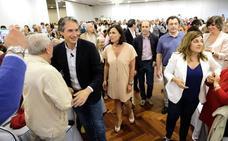 Buruaga e Igual apuestan por una candidatura de unidad para dirigir el PP encabezada por Sáenz de Santamaría