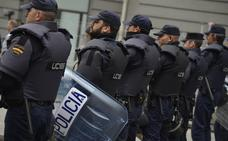 Los sindicatos policiales dicen que no hay personal suficiente para garantizar la seguridad