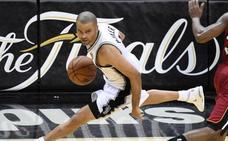 Parker deja los Spurs y jugará en los Hornets