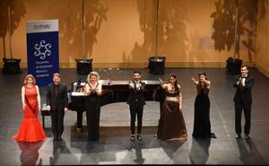 La ópera recala hoy en el Encuentro de Santander a través de seis voces